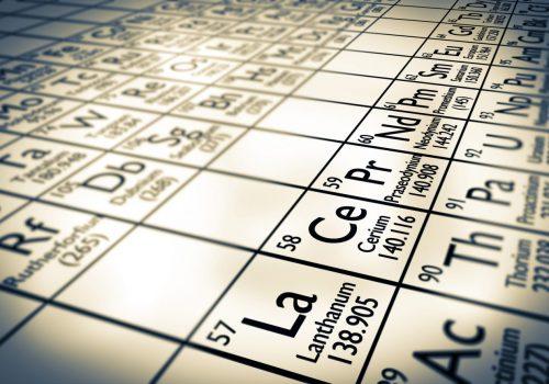 Rare Earth Elements China